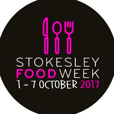 Stokesley Food Week is back for 2017!