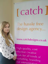 Catch Designs, Stokesley, Rebecca Siddall, Twitter, Digital Marketing, Google, Social Media, Web Design, Graphic Design