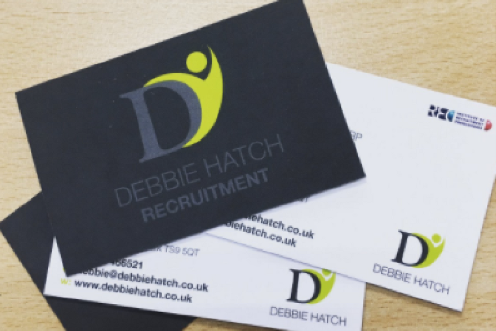 Catch Designs, Graphics, Stokesley, Sue Thompson, Business Card, Designs
