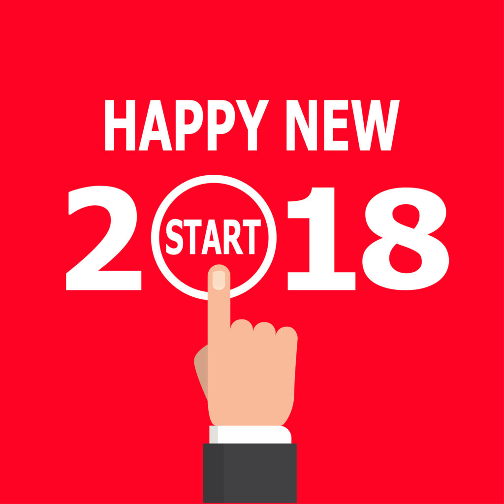 Start of a new year – plan ahead!