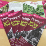 graphic design, print, Catch Designs,Spring trail design, Leaflet design, Stokesley