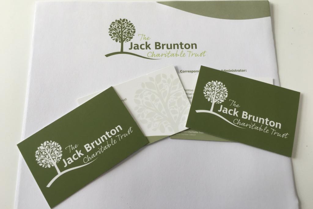 Jack Brunton, Stationery design, Stokesley, Catch Designs