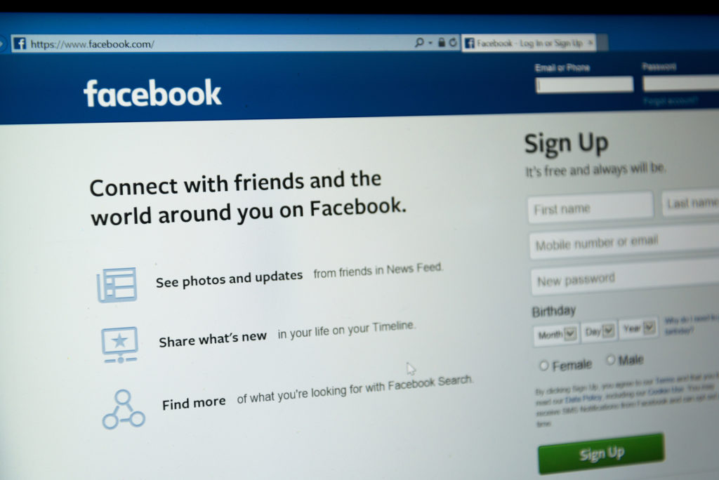 Facebook privacy tips to action today.