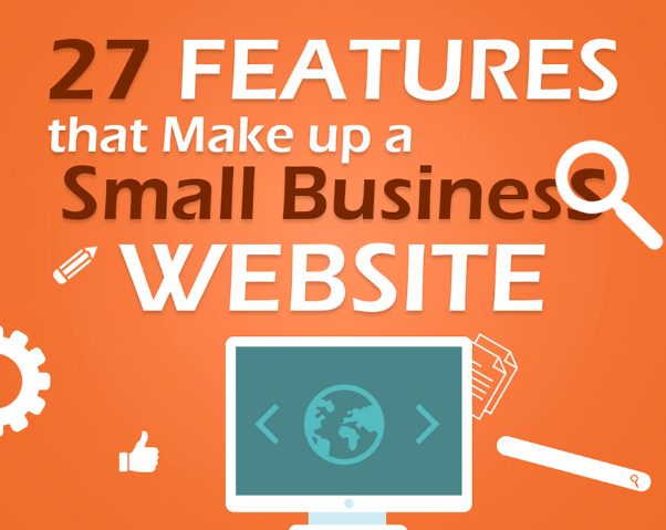 27 things that all small business websites need