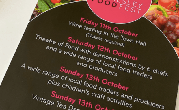 Stokesley Foodfest, Graphic Design, Branding