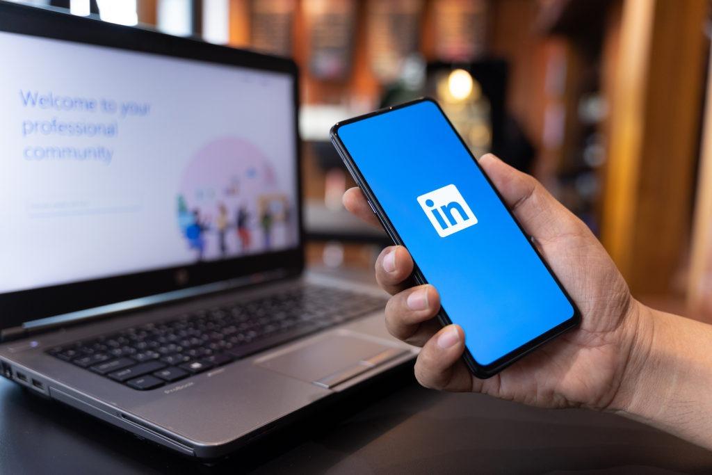 Linkedin, Social Media, Stokesley, Catch Designs