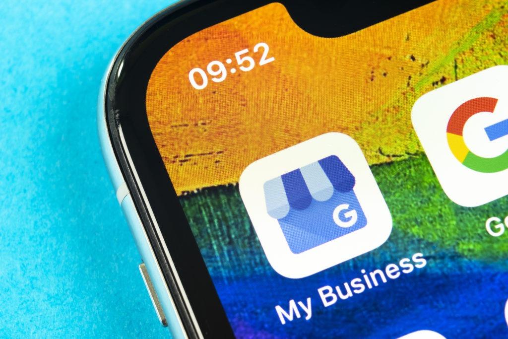 Google My Business, Stokesley, Catch Designs