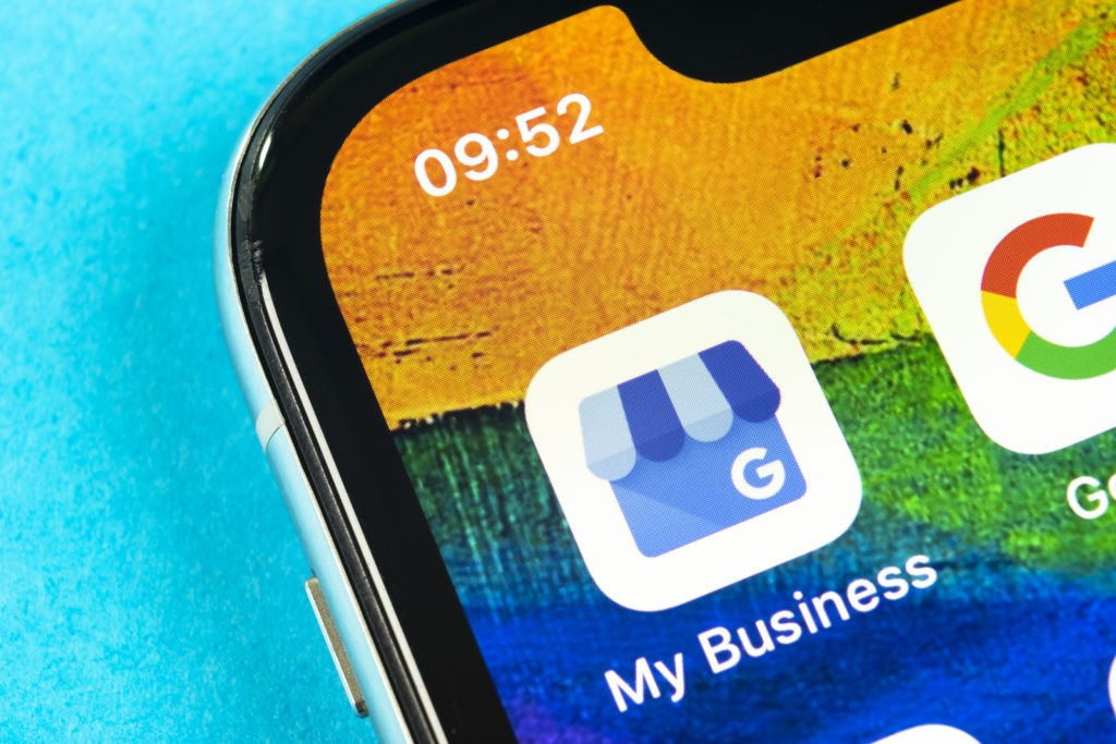Google My Business, Stokesley, Catch Designs
