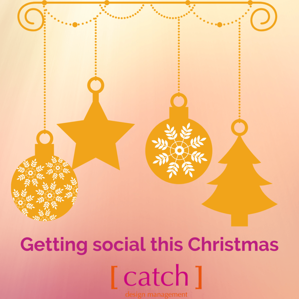 christmas, Social Media, Catch Designs, Stokesley