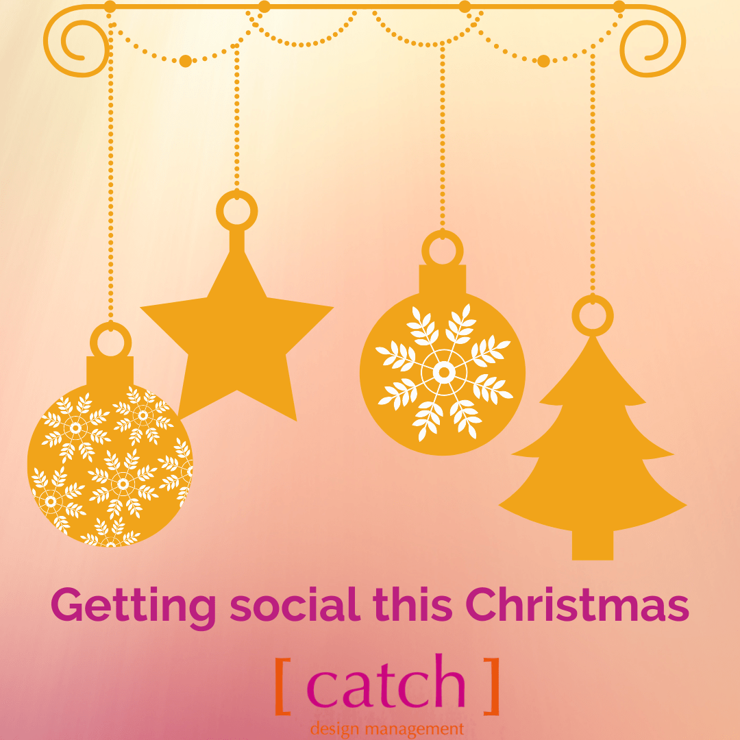 christmas, Social Media, Catch Designs, Stokesley